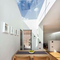 moderne Esszimmer von Designcubed