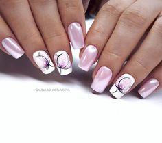 Fall Nail Designs - My Cool Nail Designs Manicure Nail Designs, Cool Nail Designs, Nail Manicure, Nails Design, Manicure Ideas, Cute Nails, Pretty Nails, My Nails, Spring Nails