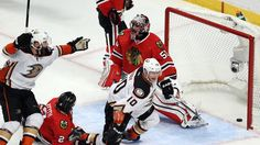 No love lost between Ducks and Chicago Blackhawks in this series Blackhawks  #Blackhawks