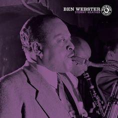 Ben Webster - Stormy Weather on Numbered, Limited Deluxe Edition 180g LP   180g 45RPM 2LP from Black Lion/ORG Music
