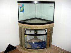 28 DIY Aquarium Stands | Guide Patterns