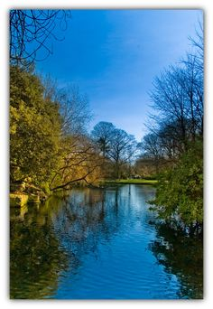 St. Stephen Green Park, Dublin, Ireland