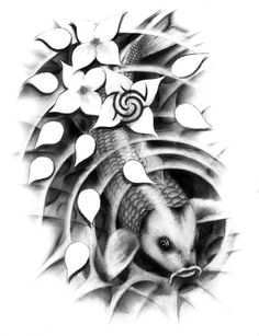Japanese Koi Fish Tattoo Design – A Lucky Choice