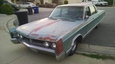 My '67 Chrysler Newport Custom