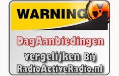 DagAanbiedingen Bij RadioActiveRadio.nl