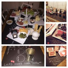 Napa Tapas night, Valentine Twist.  Rust and Refind, LAPD Home.  Clos du Val wine tasting, charcuterie/antipasti, and chocolates, of course. Charcuterie, Wine Tasting, Chocolate Fondue, Chocolates, Tapas, Rust, Night, Simple, Sweet