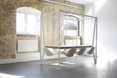 Swing Table from Duffy London | Made By Duffy London | £7930.00 | Bouf