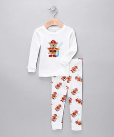 Fireman Dog Pyjama Set by Wild Child!!