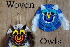 Woven Owls and Weavy Loops