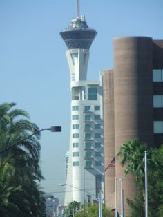 I took this photo of the Stratosphere in 2007. I stayed there 4 days.
