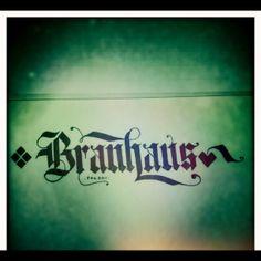 dannyfox @Danny Fox #lettering #calligraphy