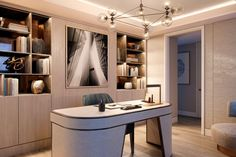 West Fitzrovia, Luxury Interior Design | Laura Hammett