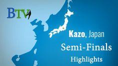 Kazo 2016 - Semi Finals