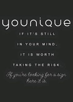 Join my team and start you own business from home, no autoships, no monthly fees, and free website! www.youniquebyserin.com