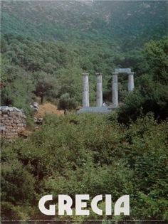 ΑΦΙΣΕΣ   EOT   ΕΛΛΗΝΙΚΟΣ ΟΡΓΑΝΙΣΜΟΣ ΤΟΥΡΙΣΜΟΥ Old Posters, Acropolis, Vintage Travel Posters, Sandy Beaches, Ancient Greece, Tourism, Graphic Design, History, World