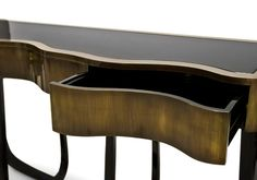 Sinuous console by Boca do lobo | Console tables