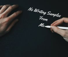 Why Writing Samples Are A Bad Idea For Freelancers