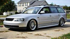 Lowered Passat Wagon | FS: 1999 B5 Passat Wagon - NCDubs | VW Audi Porsche Performance News ...