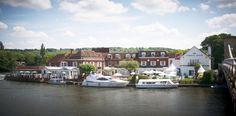 10 riverside UK wedding venues   Macdonald Compleat Angler, Marlow   weddingsite.co.uk