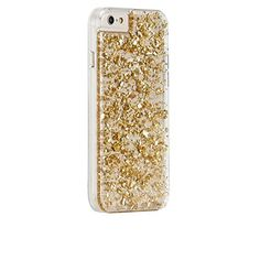 Treasure the luster and dazzling display of 24k gold. Each case offers a truly unique design with genuine gold leaf highlights. http://phonecasesfromthebest.com/iphone-6-cases/