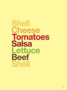 Helvetica Taco