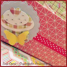 Organizador Motivo Cupcake