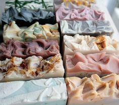 Handmade soap that looks and smells like dessert?!  I'll shower to #diy decorating ideas #do it yourself #diy gifts #diy #diy fashion| creativehandmader...