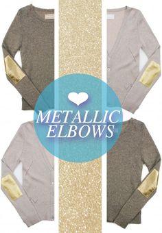 sequin elbow sweater eBay