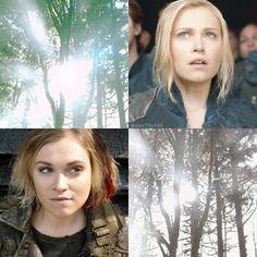 #The100 1x01|4x13 - #ClarkeGriffin