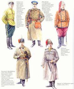 Гражданская война в России  Ukrainian Armies/ 1917-1920