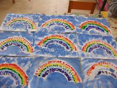 ουρανιο τοξο Water Cycle, Colours, Art, Art Background, Kunst, Performing Arts, Art Education Resources, Artworks
