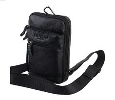 Style 1 Couble be 3 ways to use(shoulder,waist,totes). Mens Waist Bag, Leather Craft Tools, Leather Fanny Pack, Phone Holder, Belt, Best Deals, Diy, Outdoor, Backpacks