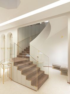 Anne Fontaine boutique by Gabriel Kowalski Paris