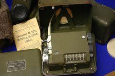M-209 Korean War Cryptographic Machine