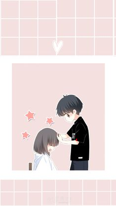 Love Never Fails Manga Cute Couple Cartoon, Chibi Couple, Anime Love Couple, Couple Art, Anime Couples Drawings, Anime Couples Manga, Cute Anime Couples, Anime Guys, Kawaii Chibi