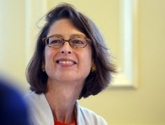 19: President and CEO of Fidelity Investments Abigail Johnson. REUTERS/Brian Snyder