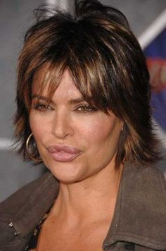 Lisa Rinna, and she has the lips to go with it!