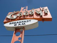 Googie signs
