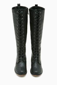 Pride & Joy Knee High Boot