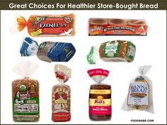 Before You Ever Buy Bread Again...Read This! (And Find The Healthiest Bread On The Market)