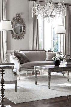 15 Interior Design Ideas For Classic Living Room 13