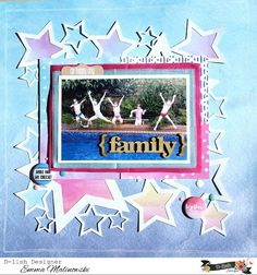 My Scrapbook, Scrapbook Layouts, Scrapbooking, Baghdad, Frame, Design, Home Decor, Picture Frame, Decoration Home