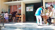 Ευτύχης Ορίζοντας: Μικροί εθελοντές στο 13ο Δημοτικό Σχολείο Χανίων! Wrestling, Sports, Lucha Libre, Hs Sports, Sport