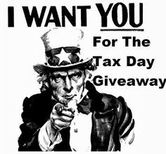 Tax Day Cash Giveaway..  Great blogger opportunity!!   http://www.miceinthekitchen.com/2014/01/tax-day-cash-giveaway.html