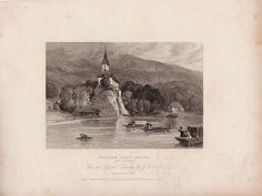 William Tells Chapel Lake Geneva