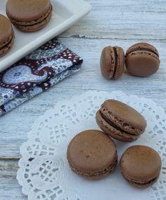 Cocina para burros: Macarons de chocolate y praliné (Recetario pdf para descargar)