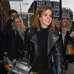 Emma Watson Puts a Disney Princess Spin on Fashion's New It Bag