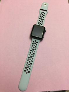 Apple Watch Series 2 Aluminium Case Black Sport Band - for sale online Macbook Pro Sale, Newest Macbook Pro, New Macbook, Apple Watch Nike, Gold Apple Watch, Mac Notebook, Iphones For Sale, Unlock Iphone, New Ipad Pro