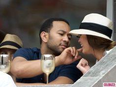 John Legend, Chrissy Teigen, LOVE this couple