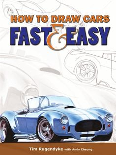 ISSUU - How to draw cars fast and easy by Sara García 134 pages
